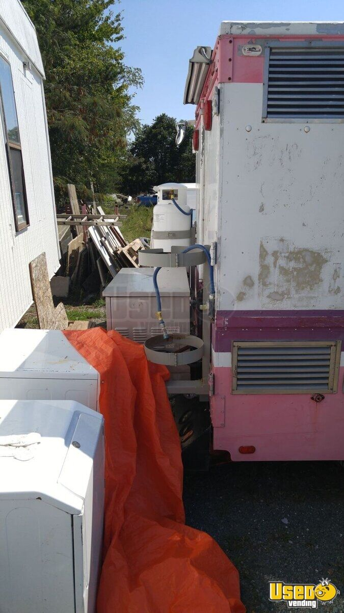 1989 Gmc All-purpose Food Truck Fryer Virginia Gas Engine for Sale - 10