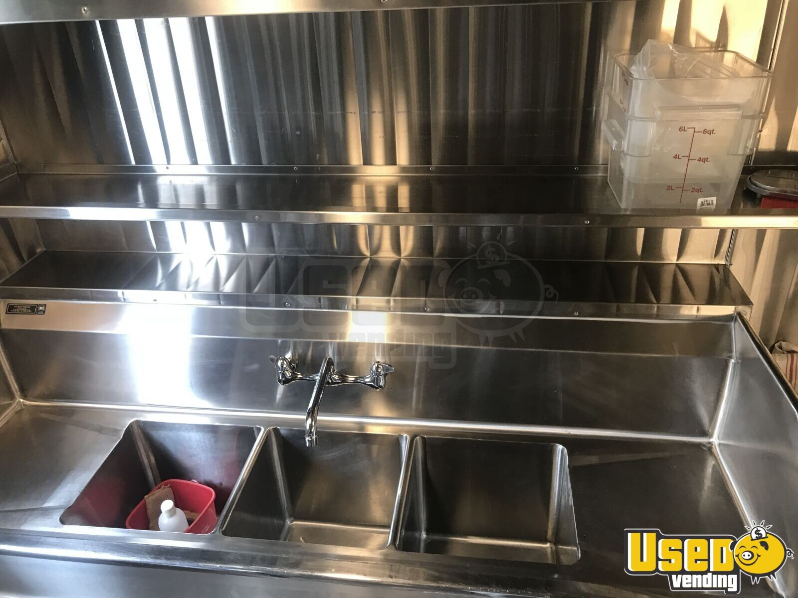 1989 Gmc Food Truck Exterior Customer Counter California Gas Engine for Sale - 8