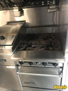 1989 Gmc Food Truck Stainless Steel Wall Covers California Gas Engine for Sale