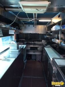 1989 Gmc P3500 All-purpose Food Truck Stainless Steel Wall Covers Nevada Gas Engine for Sale