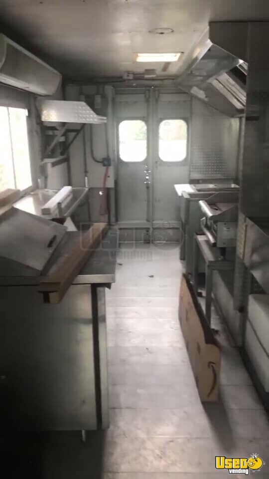 1989 Grunnman All-purpose Food Truck Prep Station Cooler New York for Sale - 3