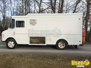 1989 P30 Step Van Food Truck All-purpose Food Truck Concession Window Pennsylvania Gas Engine for Sale