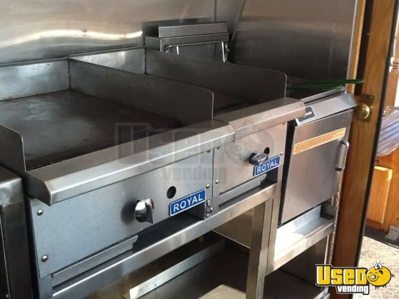 1989 Specialty All-purpose Food Truck Deep Freezer Pennsylvania for Sale - 5