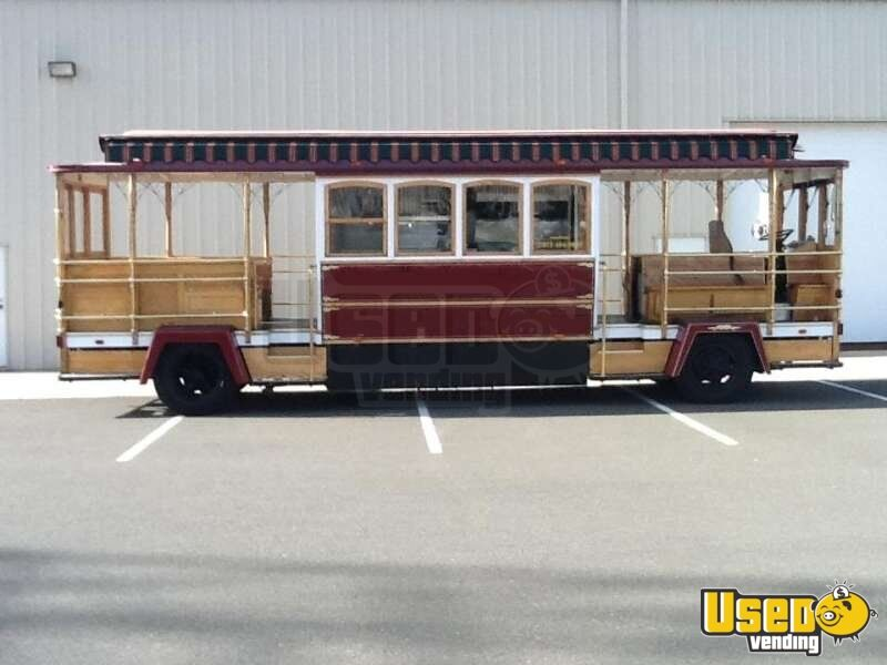 1989 Ford Mobile Kitchen Trolley Food Truck