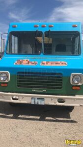 1989 Step Van All-purpose Food Truck All-purpose Food Truck Concession Window Colorado Gas Engine for Sale