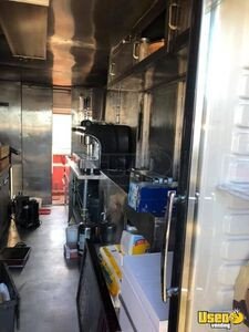 1989 Step Van Coffee Truck Coffee & Beverage Truck Reach-in Upright Cooler North Carolina for Sale