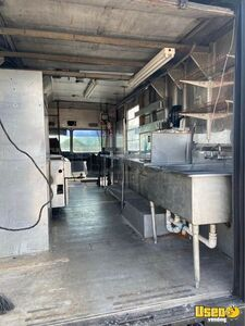 1989 Step Van Kitchen Food Truck All-purpose Food Truck Cabinets Florida Diesel Engine for Sale
