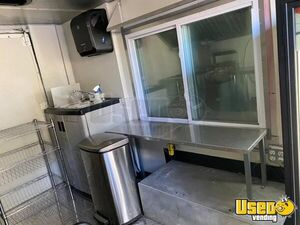 1989 Step Van Kitchen Food Truck All-purpose Food Truck Oven Michigan Gas Engine for Sale