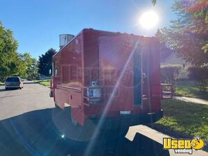 1989 Step Van Kitchen Food Truck All-purpose Food Truck Propane Tank Michigan Gas Engine for Sale