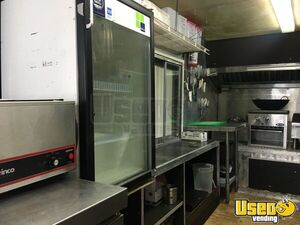 1989 Step Van Kitchen Food Truck All-purpose Food Truck Stainless Steel Wall Covers Colorado Diesel Engine for Sale