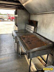 1989 Step Van Kitchen Food Truck All-purpose Food Truck Stainless Steel Wall Covers Florida Diesel Engine for Sale