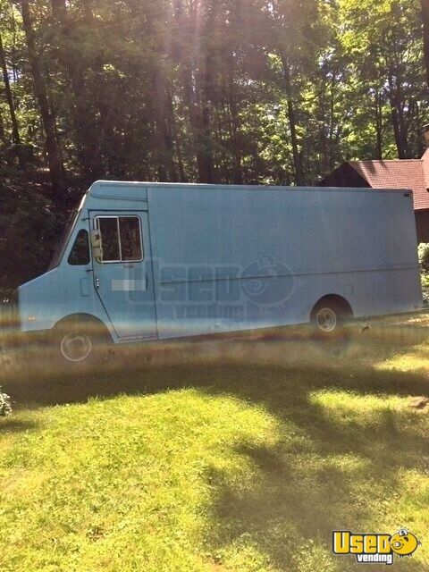1990 Chevrolet P30 Stepvan New York Gas Engine for Sale