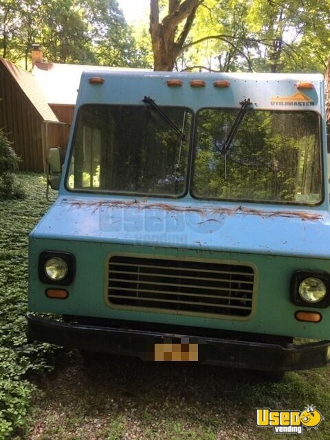 1990 Chevrolet P30 Stepvan Transmission - Automatic New York for Sale - 2