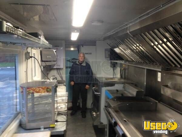 1990 Chevy P350 All-purpose Food Truck Chargrill Connecticut for Sale - 10