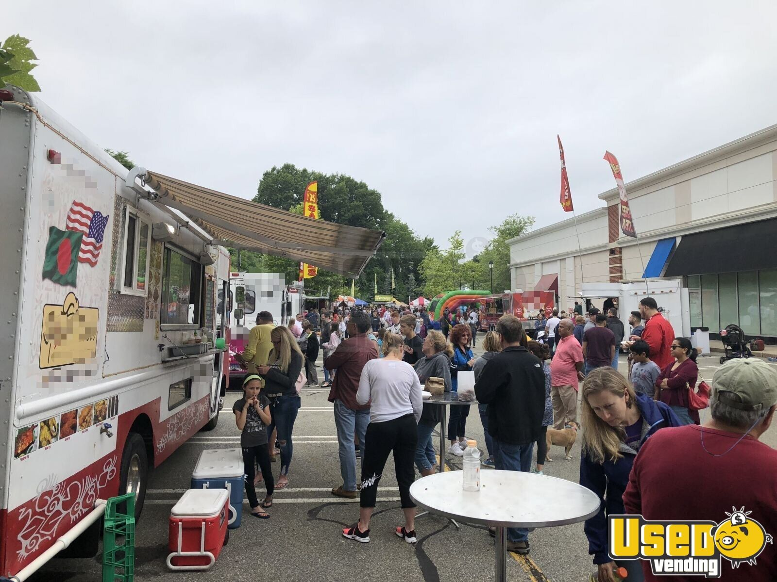 1990 Chevy P350 All-purpose Food Truck Deep Freezer Connecticut for Sale - 6