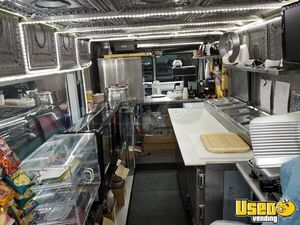 1990 Gmcbox Truck All-purpose Food Truck Espresso Machine Pennsylvania Diesel Engine for Sale