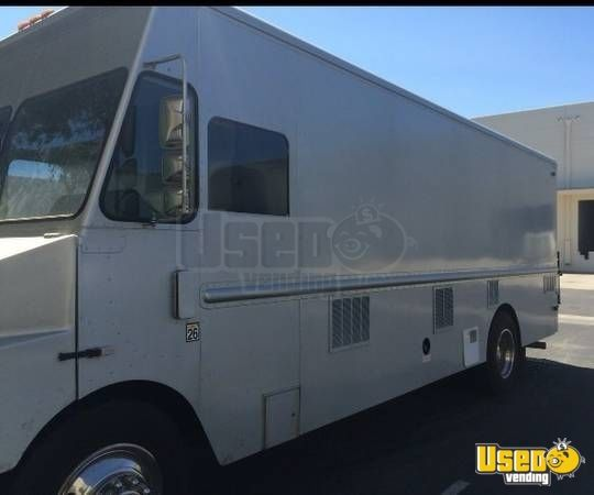 1990 Gruman Olson All-purpose Food Truck Cabinets California Gas Engine for Sale - 2