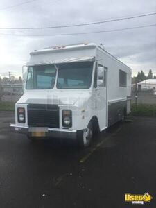 Grumman Food Truck for Sale in Oregon!!!