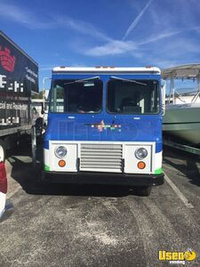 1990 Grumman Olson All-purpose Food Truck Air Conditioning Florida Diesel Engine for Sale