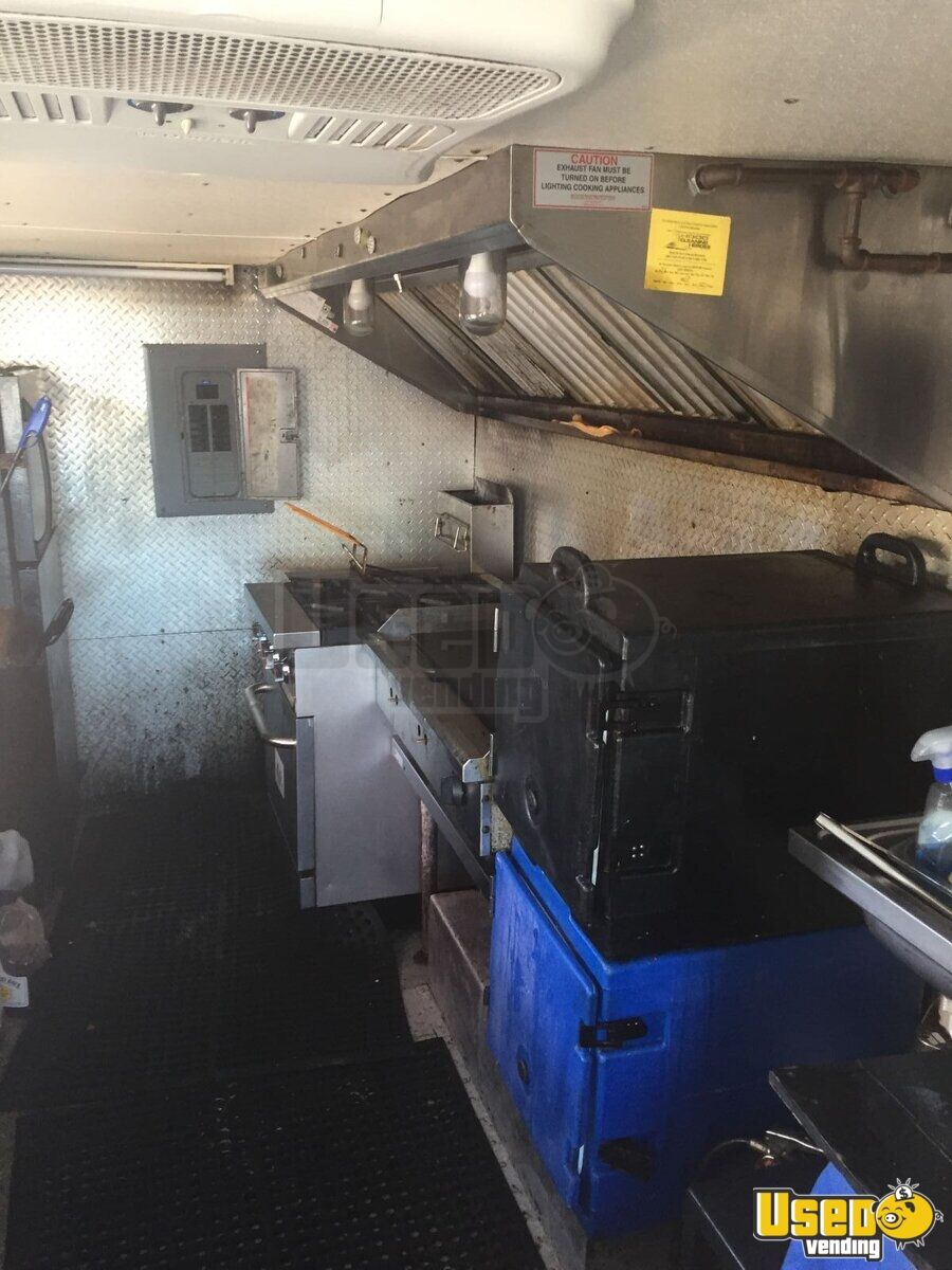1990 Grumman Olson All-purpose Food Truck Shore Power Cord Florida Diesel Engine for Sale - 6