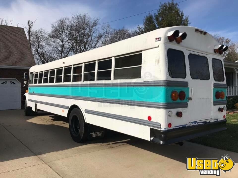 Thomas Bus Diesel Mobile Boutique Marketing Truck for Sale in Kentucky!!!