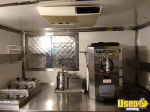 1990 P30 Ice Cream Truck Ice Cream Truck Air Conditioning North Carolina Gas Engine for Sale