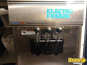 1990 P30 Ice Cream Truck Ice Cream Truck Exterior Customer Counter North Carolina Gas Engine for Sale