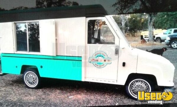 1990 Utility Master Step Van Snowball Truck California Gas Engine for Sale