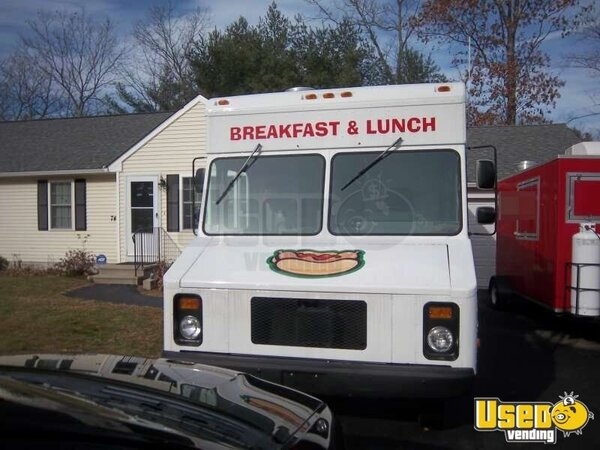 1991 - Chevy P30 Food Truck!!!