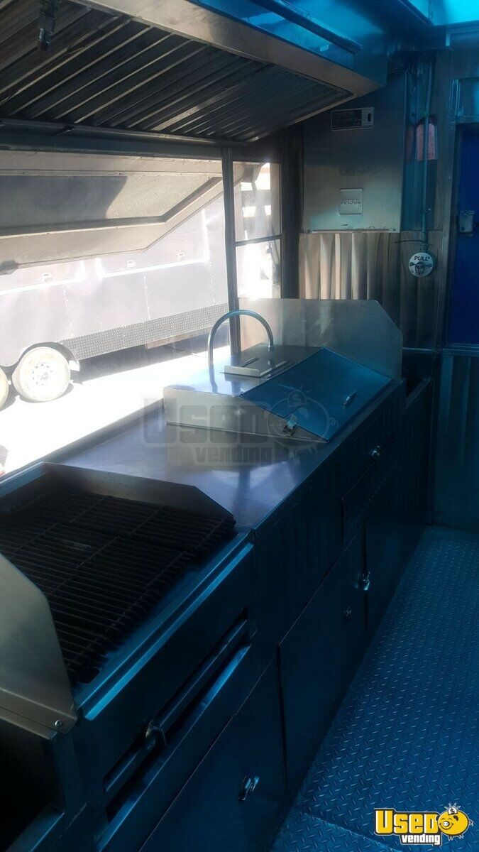 1991 Chevi P30 All-purpose Food Truck Generator Nevada for Sale - 6