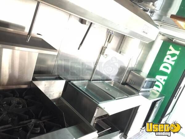 1991 Chevy All-purpose Food Truck Generator Florida Gas Engine for Sale - 4
