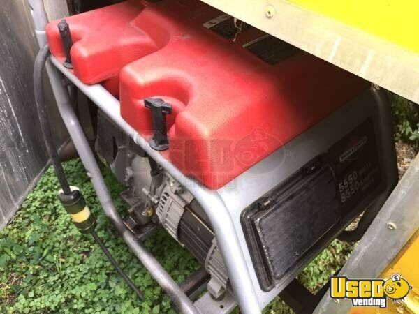1991 Chevy All-purpose Food Truck Oven Florida Gas Engine for Sale - 7