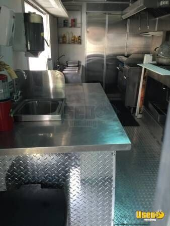 1991 Chevy All-purpose Food Truck Stovetop Florida Gas Engine for Sale - 6
