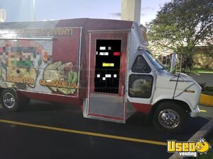 1991 E350 Kitchen Food Truck All-purpose Food Truck Concession Window Illinois for Sale