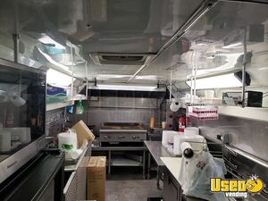 1991 E350 Kitchen Food Truck All-purpose Food Truck Exterior Customer Counter Illinois for Sale
