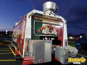 1991 E350 Kitchen Food Truck All-purpose Food Truck Stainless Steel Wall Covers Illinois for Sale