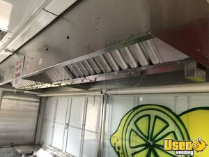 1991 Food Concession Trailer Kitchen Food Trailer Diamond Plated Aluminum Flooring Pennsylvania for Sale
