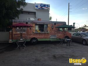 1991 Gmc All-purpose Food Truck Concession Window Florida for Sale
