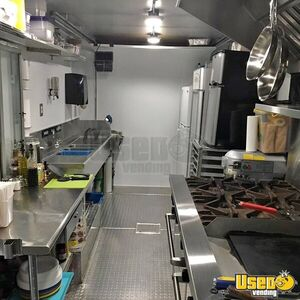 1991 Gmc All-purpose Food Truck Prep Station Cooler Florida for Sale