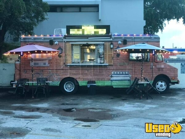 1991 Gmc Food Truck Florida for Sale