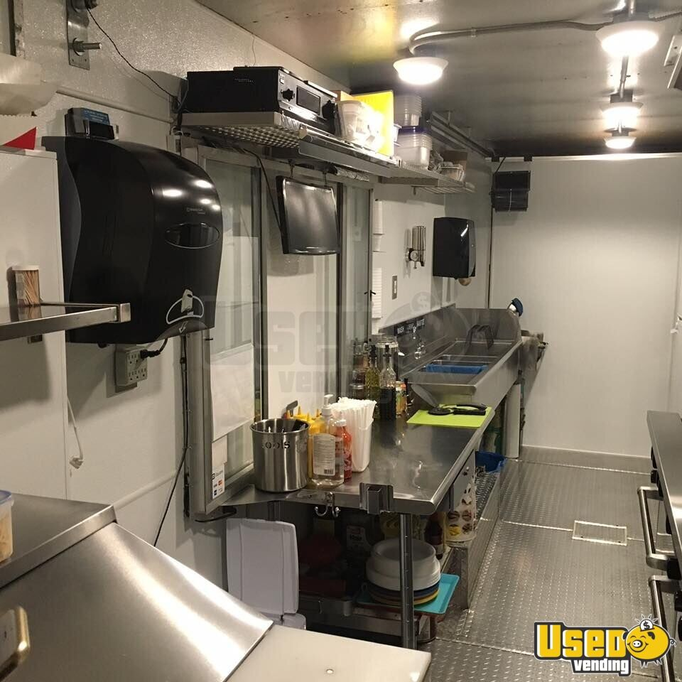 1991 Gmc Food Truck Oven Florida for Sale - 10