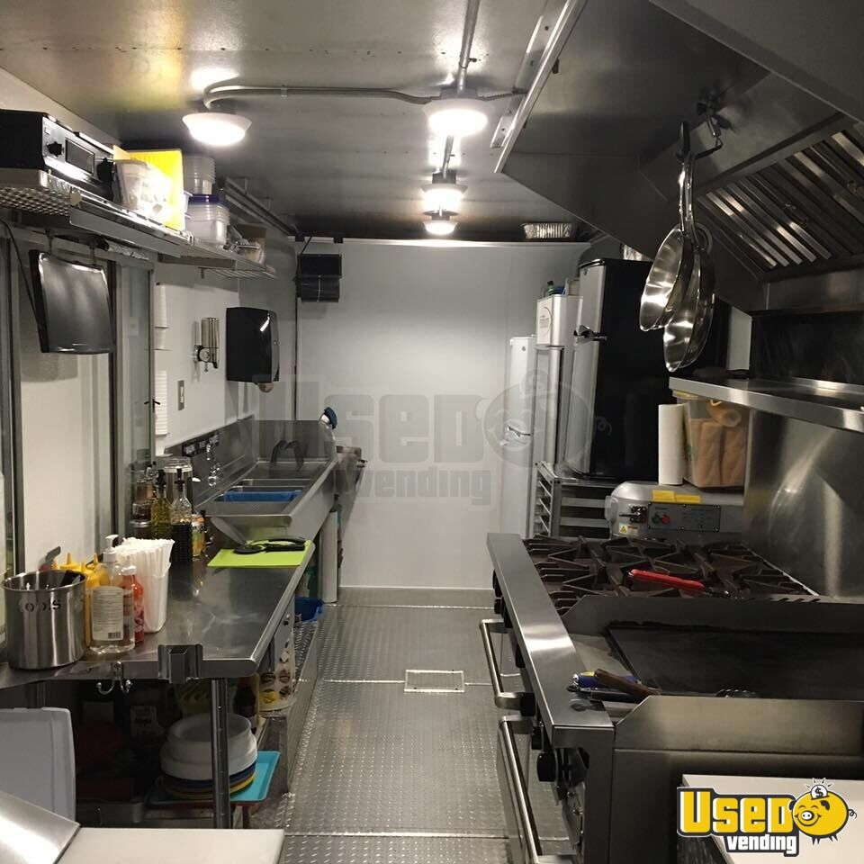 1991 Gmc Food Truck Stovetop Florida for Sale - 9