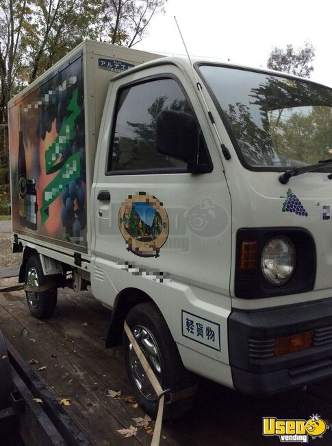 1991 Mitsubishi U41t Other Mobile Business New York Gas Engine for Sale