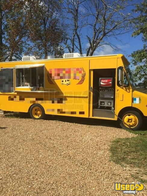 oshkosh food truck used food truck for sale in missouri. Black Bedroom Furniture Sets. Home Design Ideas