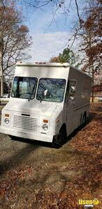 1991 P30 Food Truck All-purpose Food Truck Insulated Walls Tennessee Gas Engine for Sale