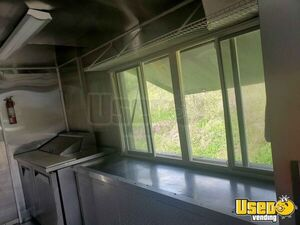 1991 P30 Step Van Kitchen Food Truck All-purpose Food Truck Exhaust Hood Maryland for Sale