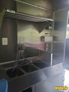 1991 P30 Step Van Kitchen Food Truck All-purpose Food Truck Hand-washing Sink Maryland for Sale