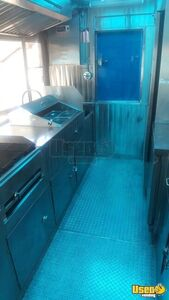 1991 P30 Step Van Kitchen Food Truck All-purpose Food Truck Prep Station Cooler Nevada for Sale