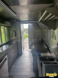 1991 P30 Step Van Kitchen Food Truck All-purpose Food Truck Stainless Steel Wall Covers Maryland for Sale