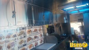 1991 P30 Step Van Kitchen Food Truck All-purpose Food Truck Stainless Steel Wall Covers Nevada for Sale